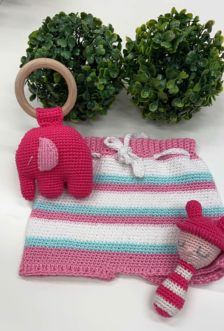 Personaliza tu ropa de bebé con tus colores preferidos